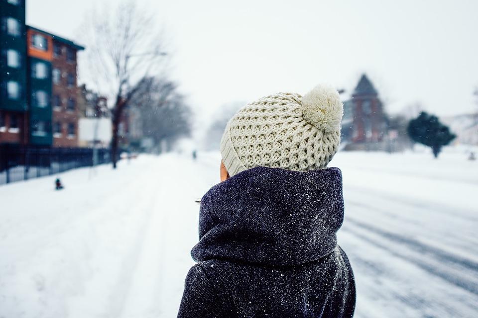 muts voor wintersport